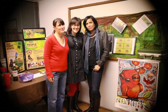 Heart Local Art Girls!